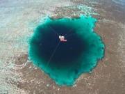 Thế giới - Tìm thấy hố khổng lồ sâu nhất thế giới ở Biển Đông?