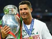 Bóng đá - Vô địch Euro, giá trị Ronaldo vẫn kém Messi