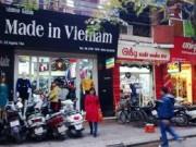 """Thị trường - Tiêu dùng - Hàng TQ đội lốt, """"made in Việt Nam"""" toàn hàng Tàu"""