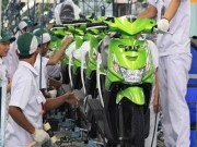 Thế giới xe - Hiệp hội xe máy Indonesia công bố doanh số 6 tháng đầu năm