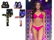 Thời trang - Mẫu đồ tập kín đáo thay thế bikini ở Hoa hậu teen Mỹ