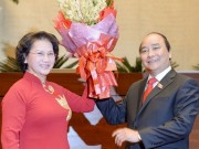 Tin tức trong ngày - Ông Nguyễn Xuân Phúc tái đắc cử Thủ tướng Chính phủ