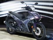 Thế giới xe - Yamaha Exciter 2016 màu tím mới ra mắt