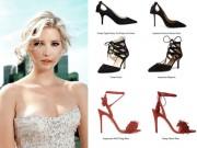 """Thời trang - Ái nữ tỷ phú Donald Trump bị tố """"đạo nhái"""" giày hiệu"""