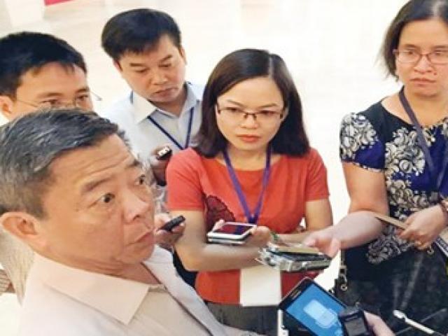 Ông Võ Kim Cự từng nói gì về 'đứa con đẻ' Formosa?