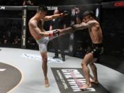 Thể thao - MMA: Võ sĩ gốc Việt đả bại nhà vô địch Trung Quốc