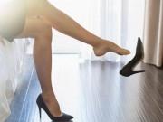 Sức khỏe đời sống - Đi giày cao gót hàng ngày cũng có thể bị ung thư?