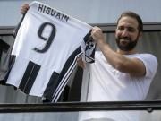Bóng đá - Tổng giá trị 140 triệu euro, Higuain chỉ thua 2 SAO bự