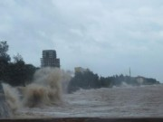 Tin tức trong ngày - Bão số 1 đã suy yếu thành áp thấp nhiệt đới