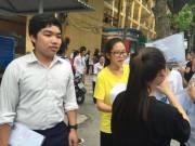 Tin tức trong ngày - Hôm nay, Bộ GD-ĐT công bố điểm sàn vào đại học