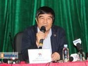 """Bóng đá - Sếp VFF mong báo chí ít """"nói xấu"""" bóng đá Việt Nam"""