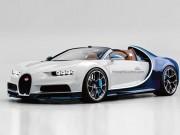 Bugatti Chiron sẽ không có phiên bản mui trần