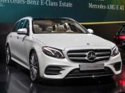 Tin tức ô tô - Mercedes-Benz E-Class Estate 2017 niêm yết giá tại Anh
