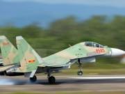 Ngừng tìm kiếm máy bay SU30-MK2 gặp nạn trên biển