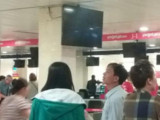 Bộ Công an vào cuộc điều tra sự cố thông tin tại 2 sân bay