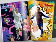 Bóng đá - Đọ đội hình sinh cùng năm: Messi sát cánh Higuain