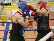 Thể thao - Rung sàn màn đấu võ Việt của hai ông Tây hạng 90kg