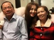 Phim - Hình ảnh ít ai biết của bố mẹ Trường Giang và Nhã Phương