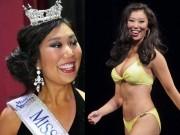 Thời trang - Hoa hậu Michigan gây sốc vì... quá xấu