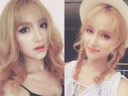 """Ca nhạc - MTV - Không tin nổi cô gái """"tóc vàng hoe"""" này là Hương Giang Idol"""
