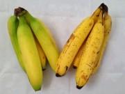 Thị trường - Tiêu dùng - Cách nhận biết chuối chín cây và chín ép bằng hóa chất