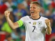 Tin HOT tối 29/7: Schweinsteiger chia tay ĐT Đức