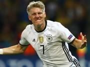 Từ giã ĐT Đức, Schweinsteiger gia nhập  đội hình 120