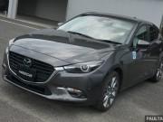 Cận cảnh Mazda3 2017 mới ra mắt tại Nhật Bản