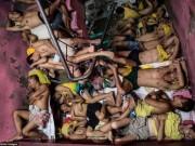 Thế giới - Hình ảnh sốc trong nhà tù khét tiếng nhất Philippines
