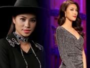 """Thời trang - Clip Phạm Hương nổi giận vì sự """"trả thù"""" của Lan Khuê"""