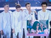 Ca nhạc - MTV - Ngô Thanh Vân khóc cùng hàng ngàn fan của nhóm 365