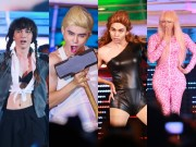 Ca nhạc - MTV - Choáng váng với tạo hình giả gái của nhóm 365