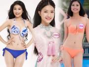 """Thời trang - 7 """"bản sao"""" mỹ nữ sáng giá ở Hoa hậu Việt Nam 2016"""