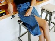Thời trang - 4 kiểu chân váy vừa hợp mốt vừa dễ phối đồ