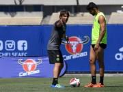 """Bóng đá - Chelsea: Conte """"đuổi khéo"""" Costa, quyết mua Lukaku"""
