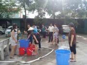 Tin tức trong ngày - HN: Dân mất nước 3 tháng ròng, đơn vị cấp nước nói gì?