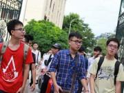 Giáo dục - du học - Điểm sàn xét tuyển của các trường quân đội như thế nào?