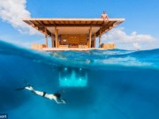 """Du lịch - Thử cảm giác lạ ở 10 khách sạn """"độc"""" nhất hành tinh"""