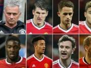 """Bóng đá - Mourinho thanh lọc MU: Lộ diện hai sao bị """"trảm"""""""