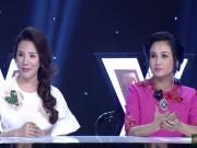 Thanh Lam, Hương Hồ mất tự nhiên khi ngồi ghế nóng