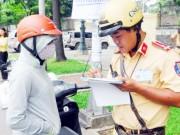 Tin tức trong ngày - Phạt lỗi giao thông mức mới: Biết quy định nhưng lỡ vi phạm