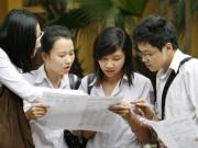 Giáo dục - du học - Cẩn trọng khi nộp hồ sơ xét tuyển