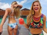 Bạn trẻ - Cuộc sống - Cô gái Mỹ chỉ cần đi du lịch vẫn kiếm bộn tiền