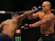 """Thể thao - UFC: 132 giây biến nhà vô địch thành """"bịch bông"""""""