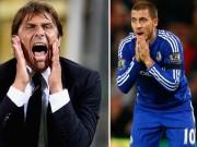 """Bóng đá - Khi Hazard được """"tôi luyện"""" thành Ronaldo của Chelsea"""