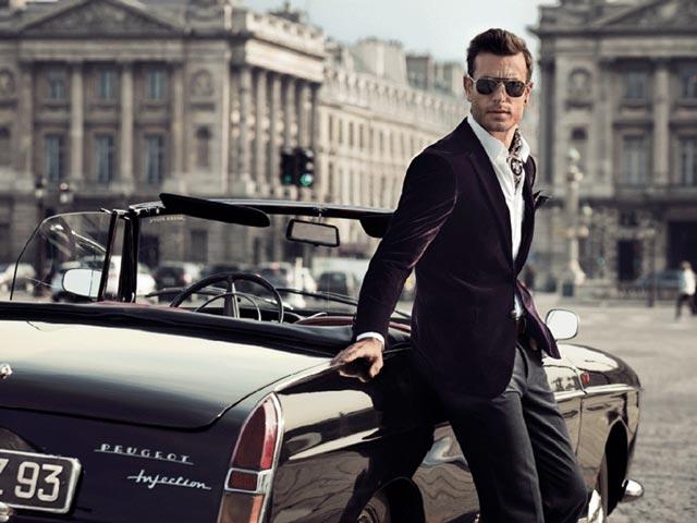 Thời trang - Mách quý ông bí kíp chọn bộ vest vừa dáng