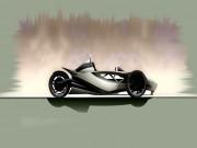 Thế giới xe - Độc đáo xe điện hiệu suất cao Valene Black Mamba