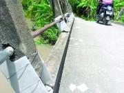 Tin tức trong ngày - Phá lan can 7 cầu vì nghe tin đồn xây cầu mới?!