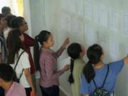 Giáo dục - du học - Hà Nội: Điểm chuẩn dự kiến vào các trường đại học giảm