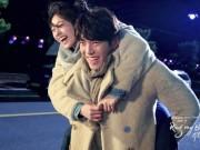 """Phim - Phát ghen cảnh """"yêu không kiểm soát"""" của bạn gái Lee Min Ho"""